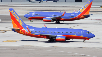 N718SW - Boeing 737-7H4 - Southwest Airlines