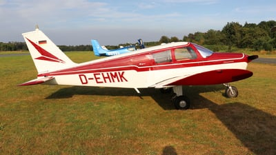 D-EHMK - Piper PA-28-160 Cherokee - Private