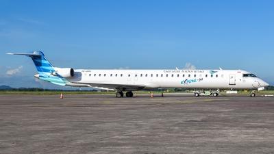 PK-GRN - Bombardier CRJ-1000ER - Garuda Indonesia Explore Jet
