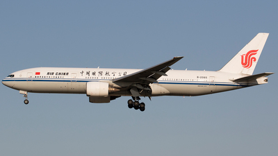 B-2065 - Boeing 777-2J6 - Air China