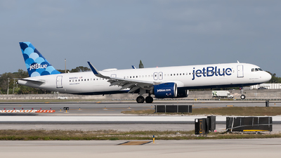 N2029J - Airbus A321-271NX - jetBlue Airways