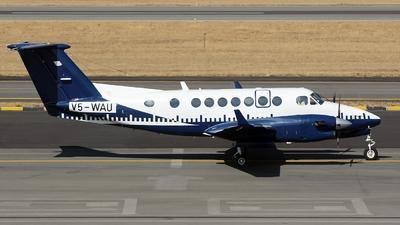 V5-WAU - Beechcraft B300 King Air 350 - Westair Wing Charters