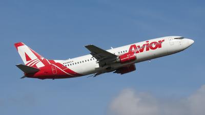 YV3011 - Boeing 737-401 - Avior Airlines