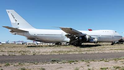 N303TW - Boeing 747-257B - Untitled