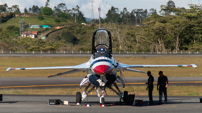 91-0392 - Lockheed Martin F-16CJ Fighting Falcon - United States - US Air Force (USAF)