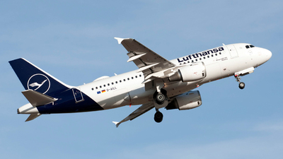 D-AILL - Airbus A319-114 - Lufthansa