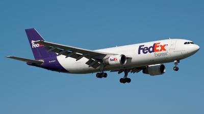 A picture of N750FD - Airbus A300B4622R(F) - [555] - © Renier Siebrits