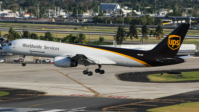 N461UP - Boeing 757-24A(PF) - United Parcel Service (UPS)