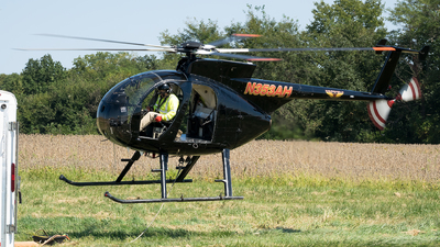 N353AH - Hughes 369D - Haverfield Aviation