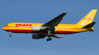 A9C-DHJ - Boeing 767-281(BDSF) - DHL International Aviation