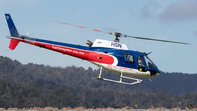 ZK-HSN - Eurocopter AS 350B2 SuperStar - The Helicopter Line