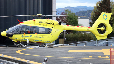 LN-OOS - Airbus Helicopters H145 - Norsk Luftambulanse