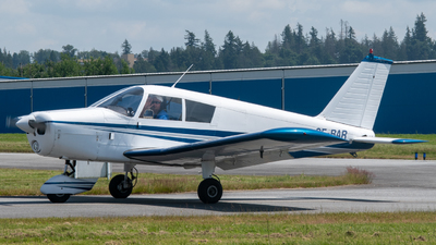 CF-BAR - Piper PA-28-140 Cherokee - Private