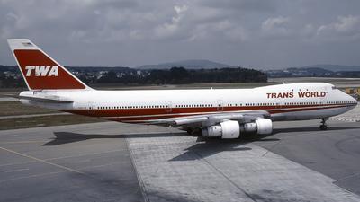 N93108 - Boeing 747-131 - Trans World Airlines (TWA)