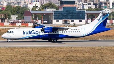 A picture of VTIYN - ATR 72600 - IndiGo - © Rohan Paliwal