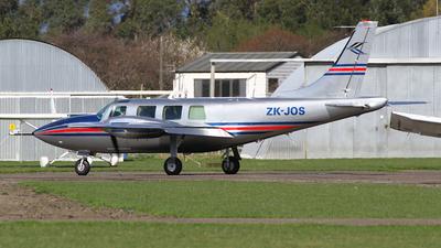 A picture of ZKJOS - Aerostar 601 - [610361116] - © Jordan Williams
