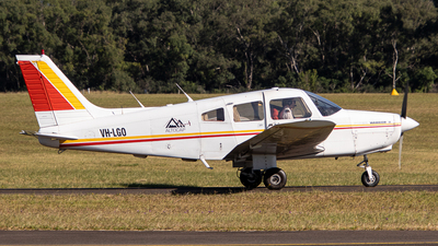 A picture of VHLGO - Piper PA28161 Warrior II - [288016148] - © Clinton_vern