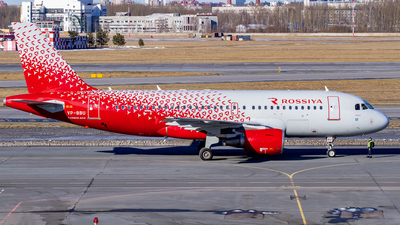 A picture of VPBBU - Airbus A319112 - Rossiya - © Alexander Belyakov
