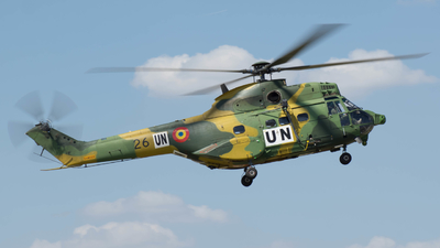 26 - IAR-330L-RM Puma - Romania - Air Force