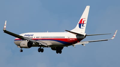 9M-FFE - Boeing 737-85F - Malaysia Airlines