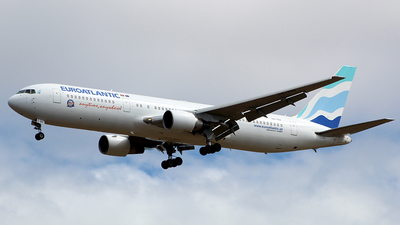 CS-TSV - Boeing 767-34P(ER) - EuroAtlantic Airways
