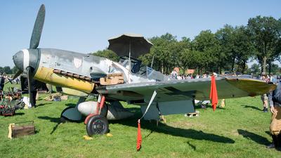 11 - Messerschmitt Bf 109G-5 - Germany - Air Force