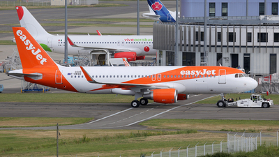 F-WWBB - Airbus A320-214 - easyJet