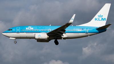 PH-BGT - Boeing 737-7K2 - KLM Royal Dutch Airlines