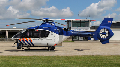PH-PXB - Eurocopter EC 135P2+ - Netherlands - Police