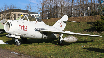 018 - PZL Lim-5 - Poland - Air Force