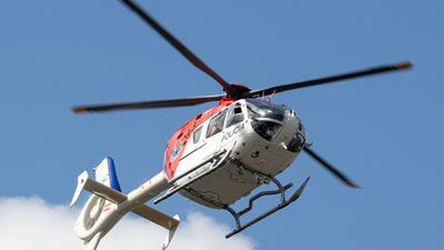 A picture of ECGMZ - Airbus Helicopters H135 - [0016] - © Gentza de Miguel