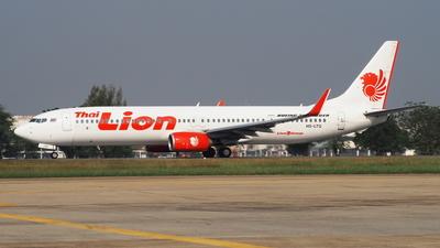 HS-LTQ - Boeing 737-9GPER - Thai Lion Air