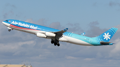 F-OSUN - Airbus A340-313X - Air Tahiti Nui
