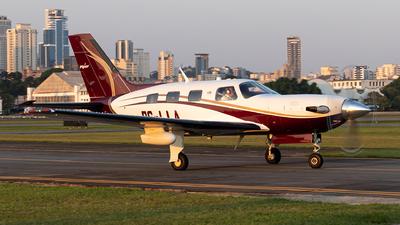 PS-LLA - Piper PA-46-500TP Malibu Meridian - Private