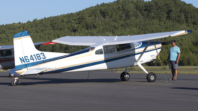 N64183 - Cessna 180K Skywagon - Private
