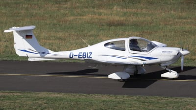 D-EBIZ - Diamond DA-40 Diamond Star - Private