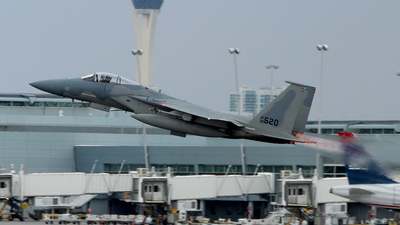 78-0520 - McDonnell Douglas F-15C Eagle - United States - US Air Force (USAF)