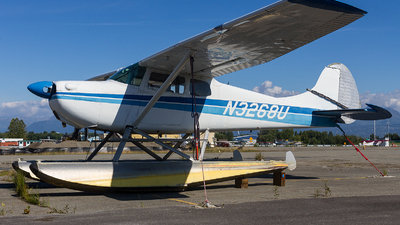N3268U - Cessna 170B - Private