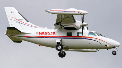 N600JE - Mitsubishi MU-2B-40 - Private
