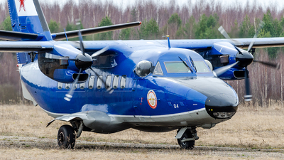 RF-94589 - Let L-410UVP-E3 Turbolet - Russia - Defence Sports-Technical Organisation (ROSTO)
