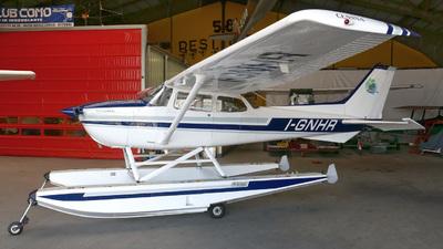 I-GNHR - Cessna 172M Skyhawk II - Aero Club - Como