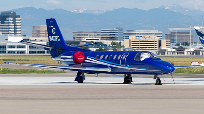 N411PC - Cessna 560 Citation Encore - Private