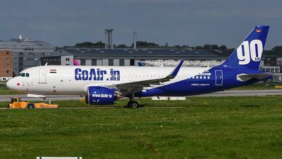D-AXAS - Airbus A320-271N - Go First