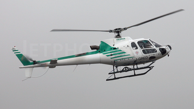 I-GRED - Eurocopter AS 350B3 Ecureuil - Air Green
