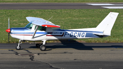 F-GCNG - Reims-Cessna F152 - Aero Club - Air France