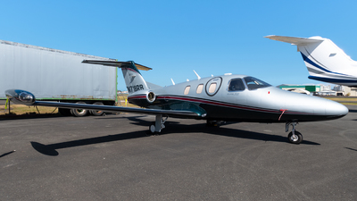 N718RB  - Eclipse Aviation Eclipse 500 - Private