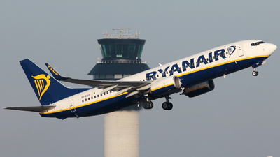 EI-ESO - Boeing 737-8AS - Ryanair