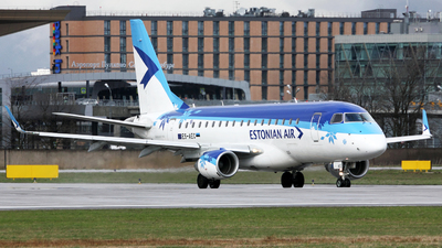 ES-AEC - Embraer 170-100STD - Estonian Air
