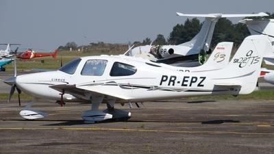 PR-EPZ - Cirrus SR22-GTS - Private