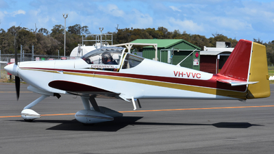VH-VVC - Vans RV-6A - Private